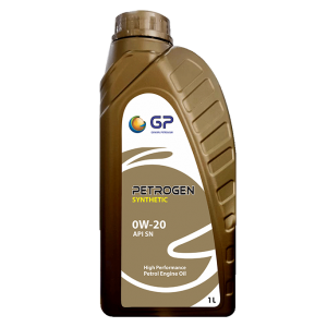 GP Petrol Engine Oil Synthetic 0W-20 API SN