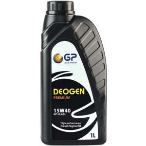 GP Diesel Engine Oil SAE 15W-40 API CI-4/SL