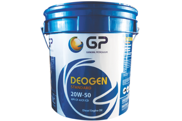 GP Diesel Engine Oil SAE 20W-50 API CF-4/CF/CD