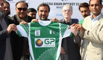 GP Lubricants sponsored shirt