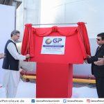 GP Terminal Opening ceremony